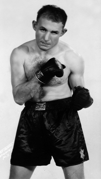 Erich Seelig, Jewish professional champion in middleweight and light heavyweight boxing, was stripped of both titles in 1933.