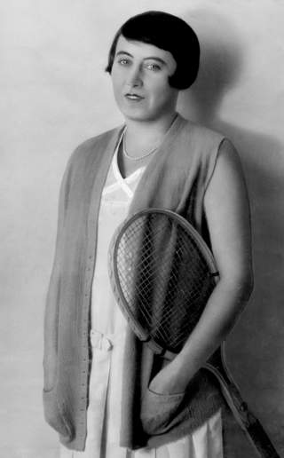 Nelly Neppach in March of 1928 featured in the BZ am Mittag newspaper.